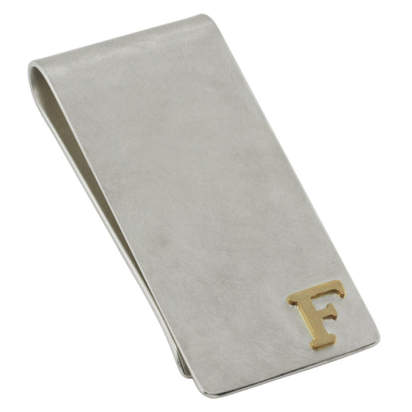 Initial Money Clip - Heather B. Moore
