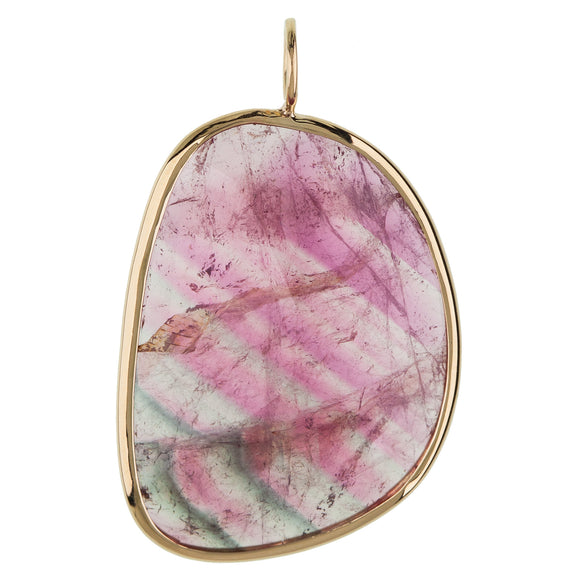 Multicolored Tourmaline Elizabeth Stone