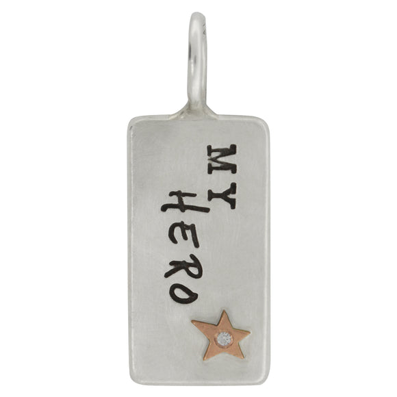 My Hero ID Tag