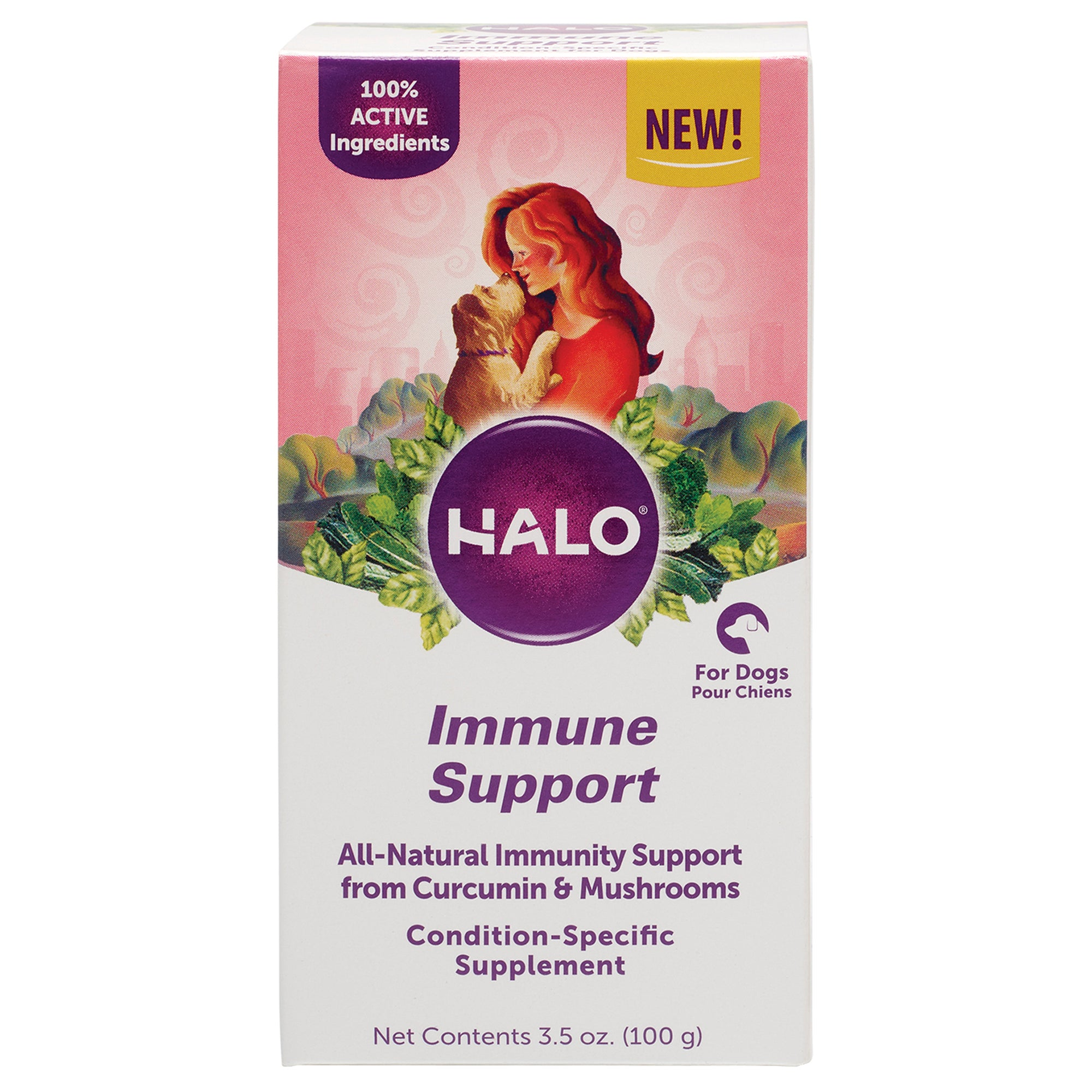 Halo  Immune Support Supplement for Dogs