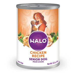 Halo Senior Dog - Chicken Recipe
