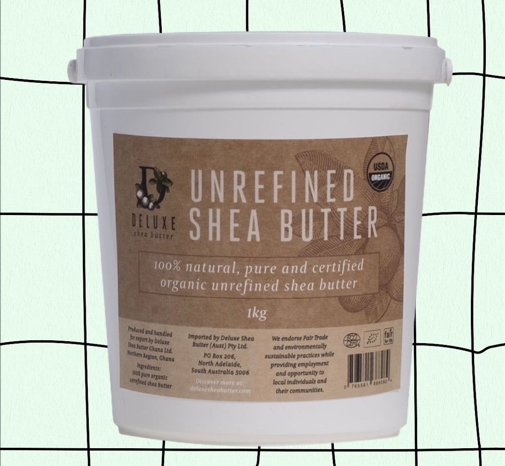 Buy Shea Butter Sydney Australia. Unrefined and organic. Free shipping over $60