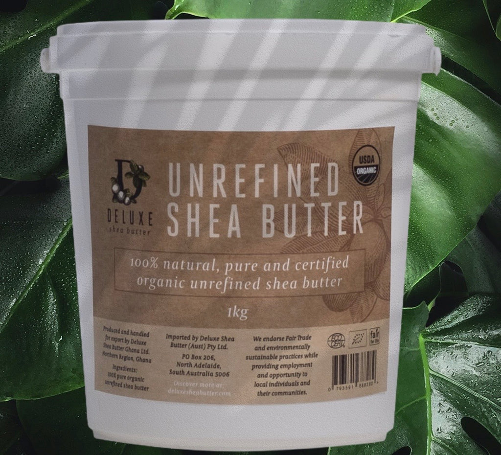 The best quality Shea Butter. Amazing results.