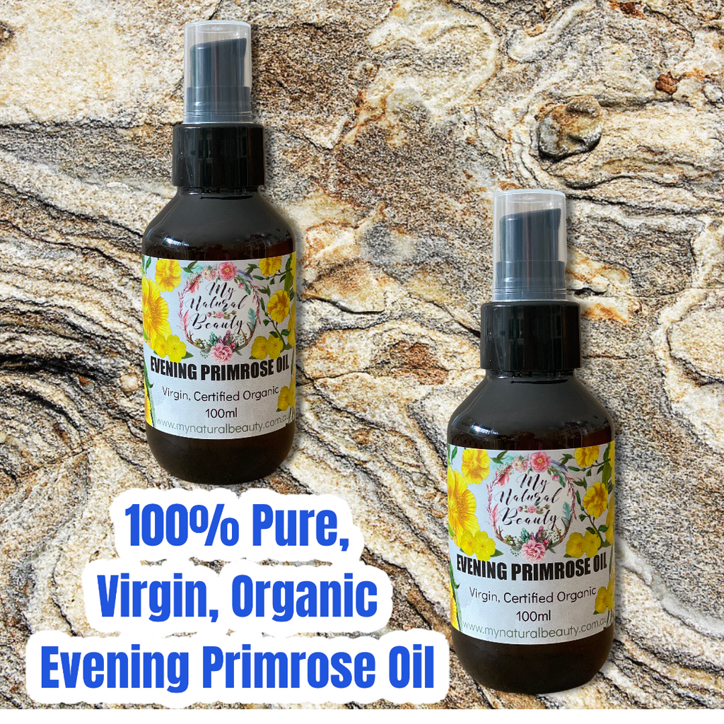100% Pure Organic Evening Primrose Oil for skin
