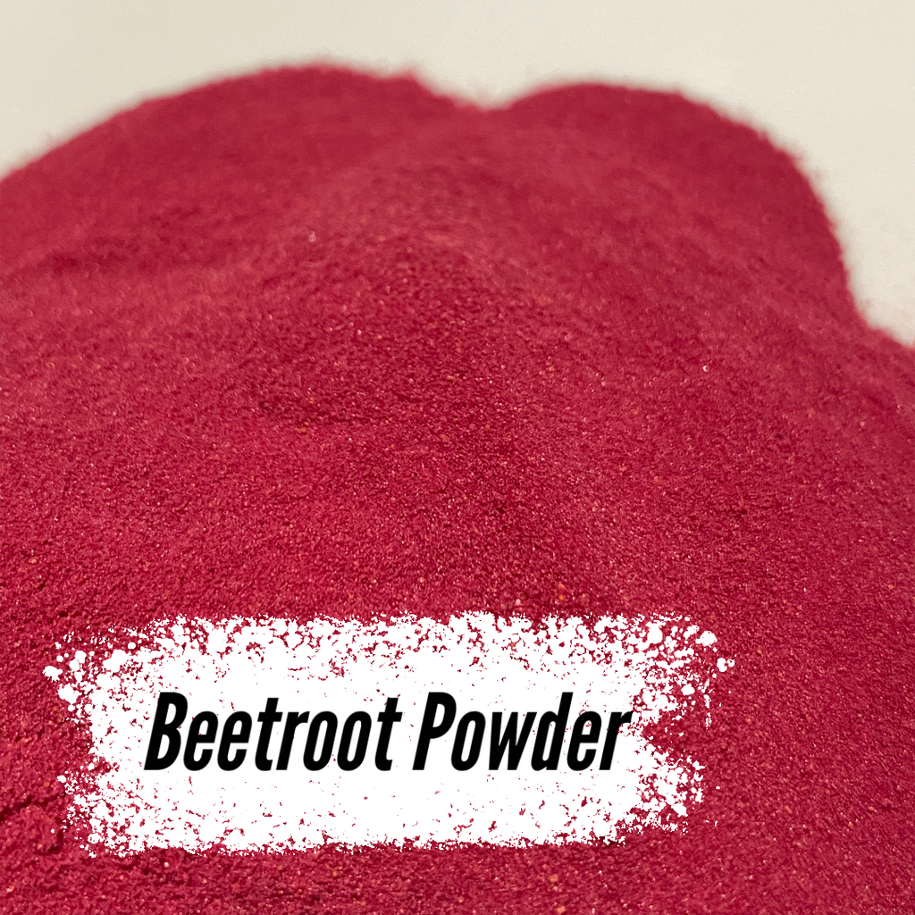 Beetroot Powder Add vibrancy to your food and drinks with Beetroot Powder. A highly versatile superfood powder, Beetroot Powder provides a sweet and earthy taste which can be enjoyed in juices, smoothies or baking for a bring boost to many drinks and dishes.