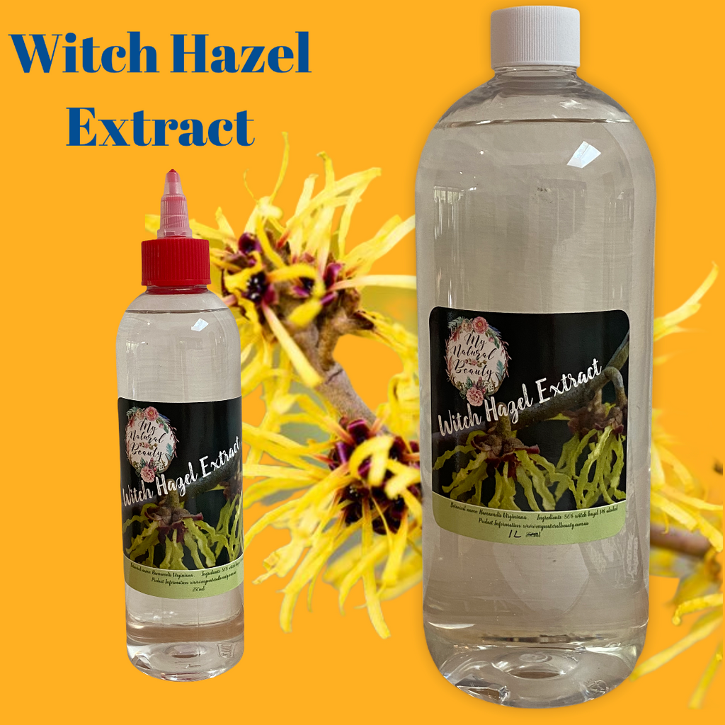 Buy Witch Hazel extract online.