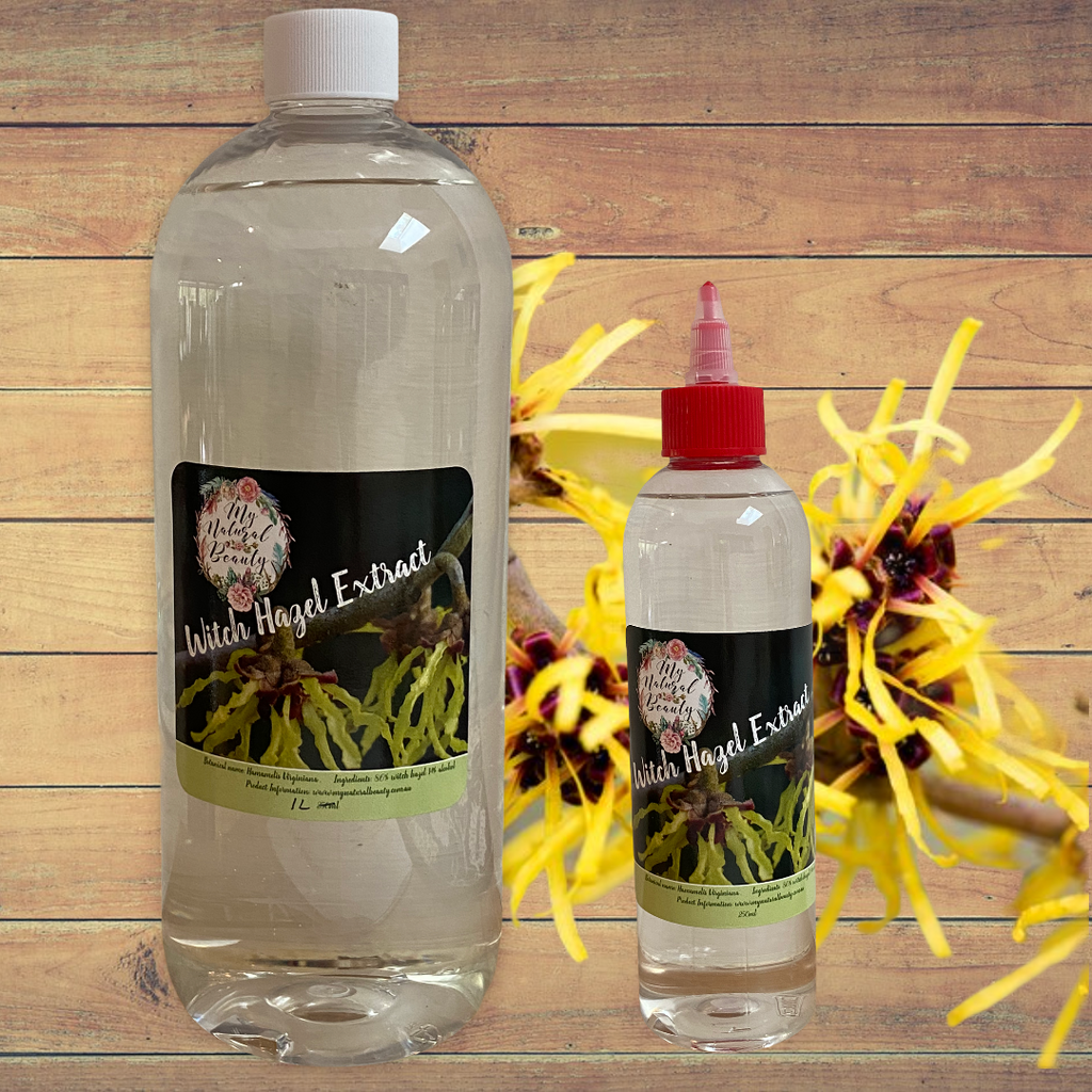 Witch Hazel is known for over 30 uses.