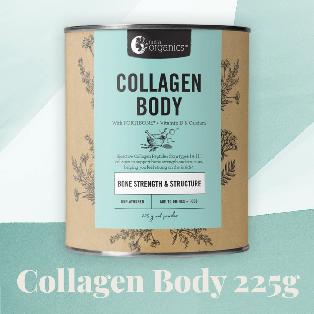 Buy Quality collagen Australia. Nutra Organics Collagen Body