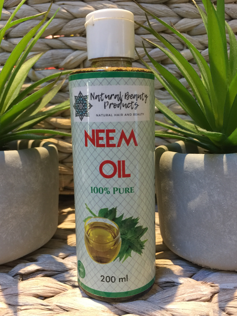 100% PURE NEEM OIl- 200ml