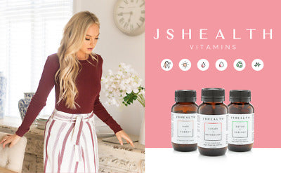 JSHealth vitamins free delivery over $60 in Australia