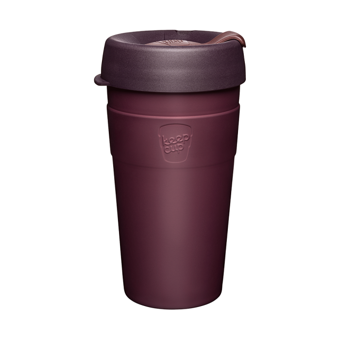KeepCup Thermal- All colours in Medium 12oz/340ml and Large 16oz/454ml
