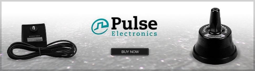 Pulse Electronics with Two Antenna Mounts