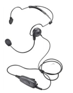 V4-BA2CS1 equivalent lightweight headset for Icom F33, F43, F43TR, F14, F24, F3001, F4001, F3101, F4101D, F3021, F4021. WB# WV4-BA2AA6 - First Source Wireless