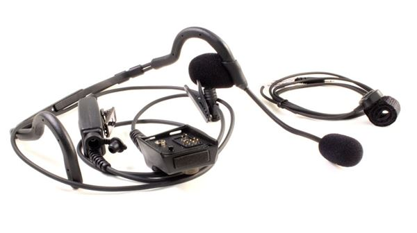 Jaguar 700P Behind-the-Head Headset - First Source Wireless