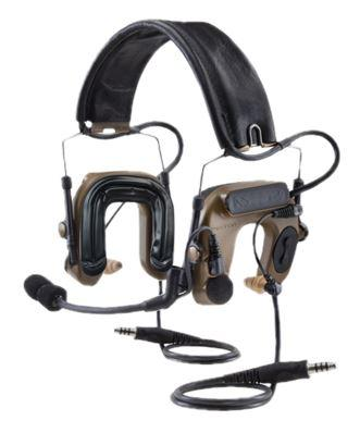 3M (MT16H044FB-19 CY) COMTAC IV Hybrid Communication Headset - First Source Wireless