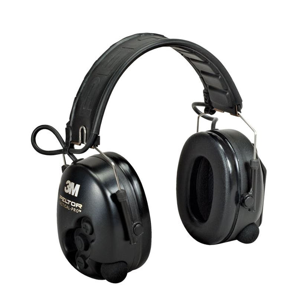 3M™ PELTOR™ TacticalPro™ Communications Headset, Headband MT15H7F SV 1 EA/Case