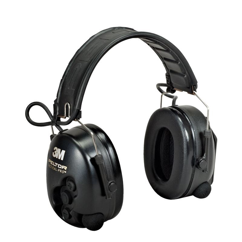 3M™ PELTOR™ TacticalPro™ Communications Headset, Headband MT15H7F SV 1 EA/Case - First Source Wireless
