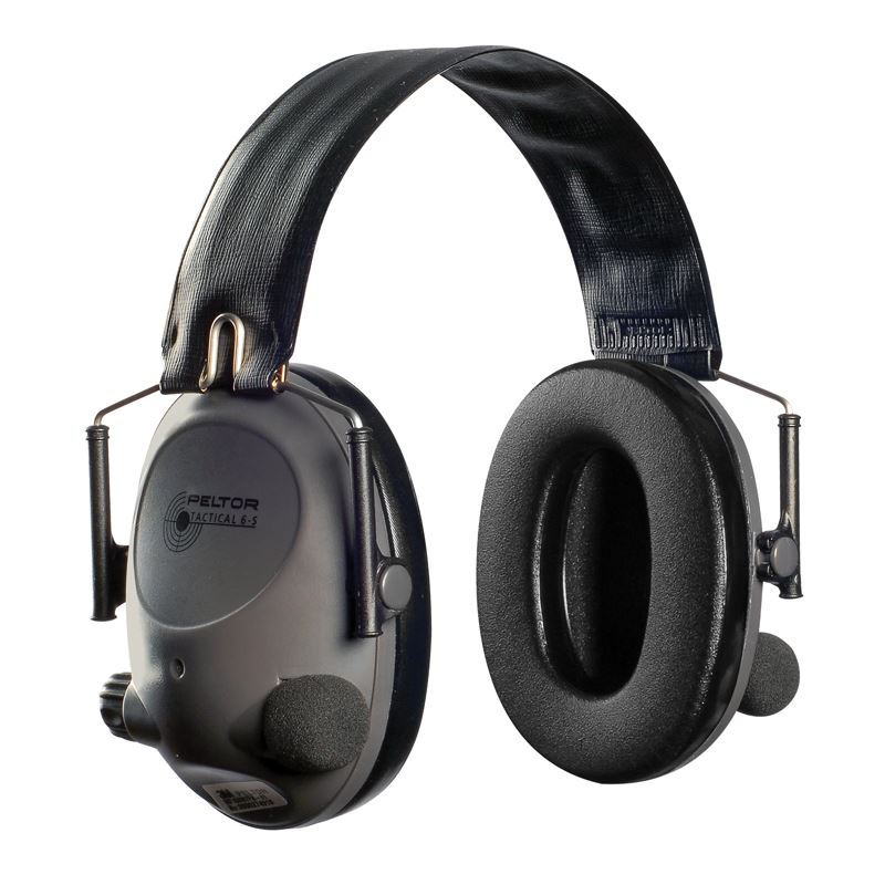 3M PELTOR SoundTrap Tactical 6-S Headset MT15H67FB-01, Headband 1 EA/Case - First Source Wireless