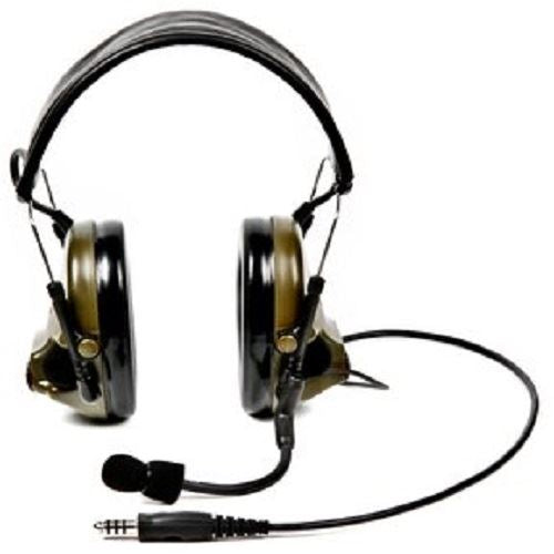 3M(TM) PELTOR(TM) Tactical Communications Headset Kit, ComTac III ACH 88078-00000 1 EA/Case