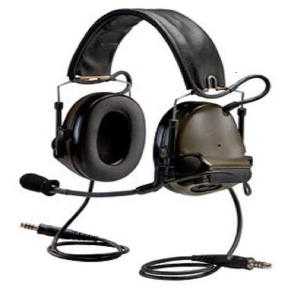 3M MT17H682FB-19 FG ComTac ACH DUAL COMM, FOLIAGE GRN 1 EA/Case - First Source Wireless
