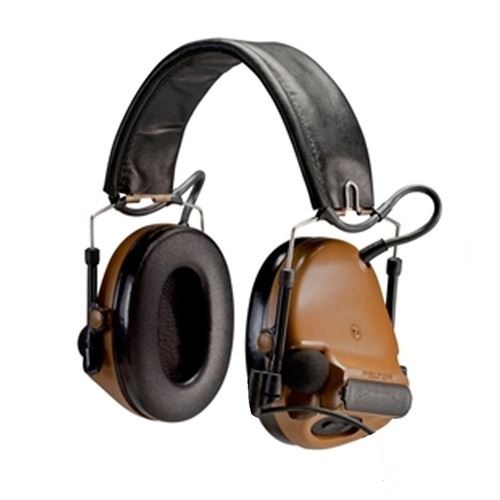 3M Peltor COMTAC III Hearing Defender MT17H682FB-09 CY, Coyote Brown, 1 ea/cs - First Source Wireless