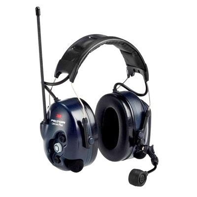 3M MT7H7A4610-NA Peltor Lite-Com Plus 2-Way Radio Headset, Headband