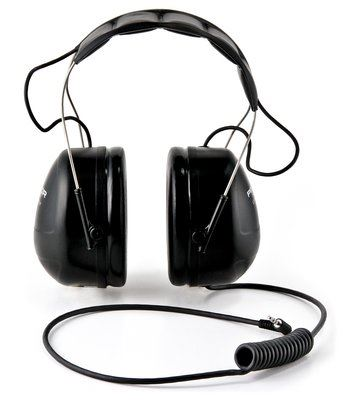 3M HTB79A-02 Peltor HT Series Listen-Only Headset, Headband - First Source Wireless