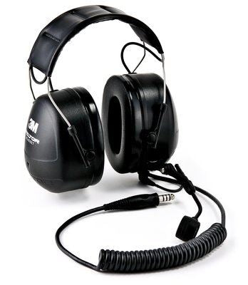 3M HTM79A-25 Peltor HT Series Listen-Only Headset, Headband - First Source Wireless