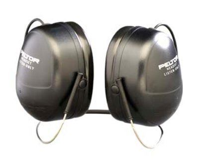 3M HTM79B Peltor HT Series Listen-Only Headset Neckband - First Source Wireless