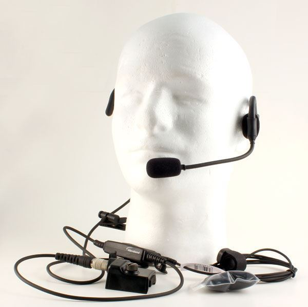 Jaguar P7100 Behind-the-Head Headset - First Source Wireless