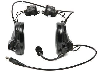 3M MT17H682P3AD-47 Peltor SWAT-TAC III ARC Headset