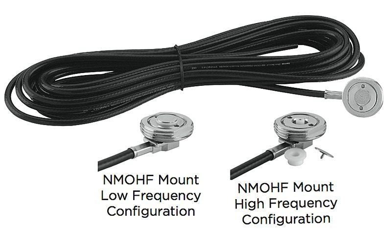 Pulse Larsen NMOKHFCXPL NMO 3/4 High Frequency Mount - First Source Wireless