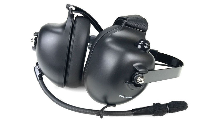 Noise Cancelling Headset for Harris M/A-Com XG-100P, XL-185P, XL-200P - First Source Wireless