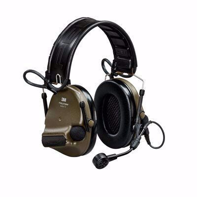 O.D. Green 3M ComTac VI NIB Hearing Defender Headset