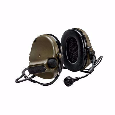 O.D. Green 3M PELTOR ComTac Hearing Defender Back Band - First Source Wireless