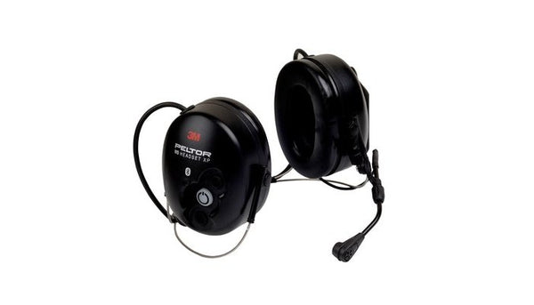 3M Peltor WS Communications Headset XP MT53H7BWS5, Neckband Model, 1 ea/cs - First Source Wireless