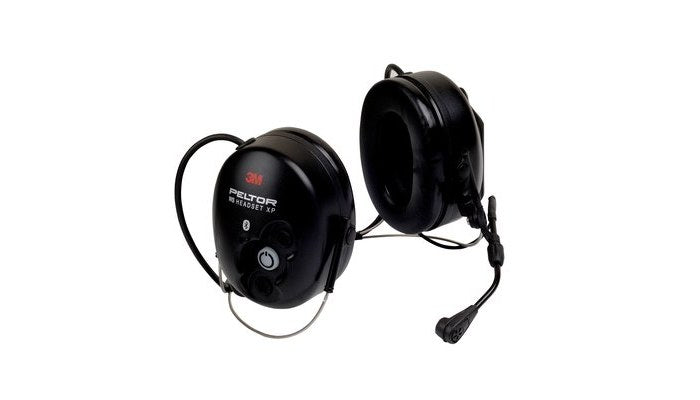 3M Peltor WS Communications Headset XP MT53H7BWS5, Neckband Model