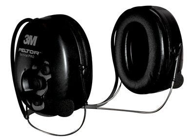 3M PELTOR Tactical Pro Communications Headset MT15H7B SV Neckband, 1 ea/cs