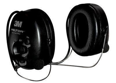 3M PELTOR Tactical Pro Communications Headset MT15H7B SV  Neckband, 1 ea/cs - First Source Wireless