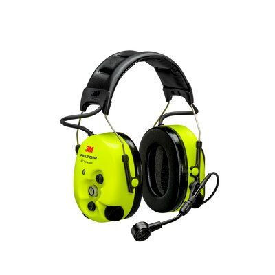 3M PELTOR WS ProTac XPI Headset Headband MT15H7AWS6-111, FLX2, 10 ea/Case - First Source Wireless
