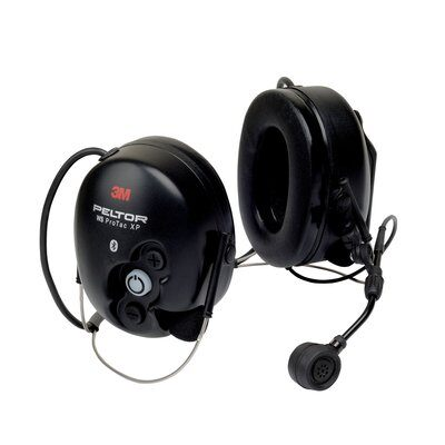 3M PELTOR WS ProTac XP Communication Headset featuring Bluetooth technology - Neckband - First Source Wireless