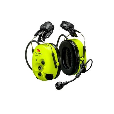3M PELTOR WS ProTac XPI Headset Hard Hat Attached MT15H7P3EWS6, 10 ea/Case - First Source Wireless