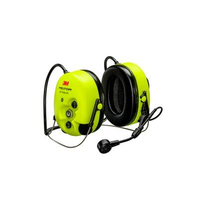 3M PELTOR WS ProTac XPI Headset Neckband MT15H7BWS6-111, FLX2, 10 ea/Case - First Source Wireless
