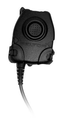 3M PELTOR MT Series PTT Adaptor FL5014, Ericsson Radios Panther 400P, 600P, 625P, 1 EA/Case - First Source Wireless
