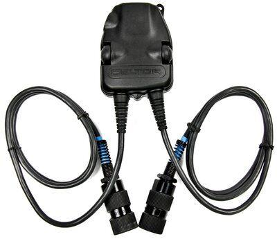 3M peltor Dual Comm adapter