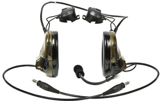 COMTAC 3 Dual Comm with ARC rails