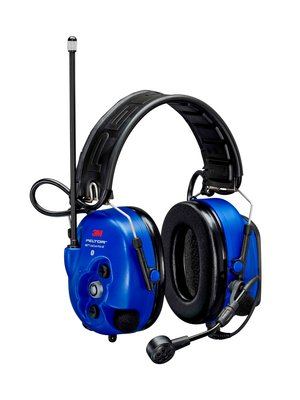 3M™ PELTOR WS LiteCom PRO III Headset - Headband - Intrinsically Safe - MT73H7F4D10NA-50 - First Source Wireless