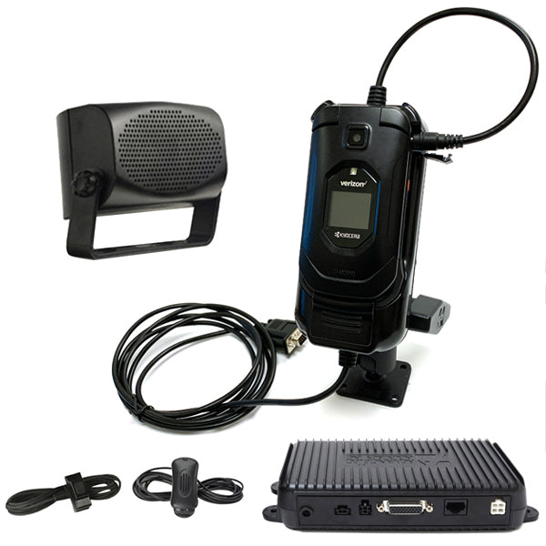 Kyocera DuraXV Extreme Hands-Free Car Kit - First Source Wireless