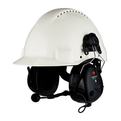 3M™ PELTOR™ WS™ ALERT™ XP, Black, Helmet Attachment - First Source Wireless
