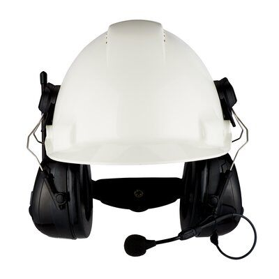 3M™ PELTOR™ WS™ ALERT™ XP, Black, Helmet Attachment
